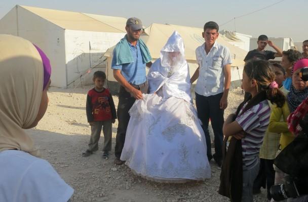 zaatari husband and wife
